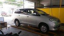 Bán ô tô Toyota Innova năm sản xuất 2009, màu bạc, 390 triệu