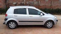 Cần bán lại xe Hyundai Getz sản xuất 2010, màu bạc, nhập khẩu