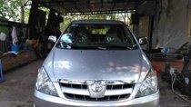 Bán Toyota Innova đời 2006, màu bạc