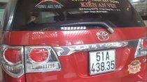 Cần bán Toyota Fortuner sản xuất năm 2012, màu đỏ ít sử dụng