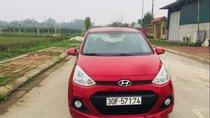 Bán xe Hyundai Grand i10 2016, màu đỏ, nhập khẩu