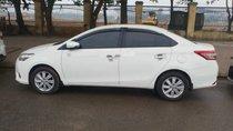 Bán xe Toyota Vios sản xuất 2017, màu trắng