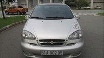 Cần bán gấp Chevrolet Vivant sản xuất năm 2008, màu bạc
