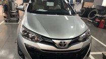 Bán xe Toyota Yaris sản xuất 2019, màu bạc, nhập khẩu