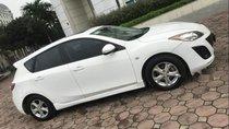 Bán xe Mazda 3 sản xuất 2011, màu trắng, xe nhập giá cạnh tranh