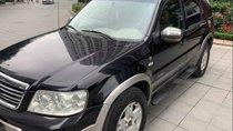 Bán xe Ford Escape XLT AT 3.0 2006, màu đen như mới, giá 215tr