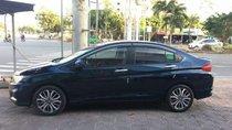 Bán Honda City TOP 1.5 AT đời 2017, màu đen, nhập khẩu nguyên chiếc, xe gia đình
