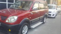 Cần bán gấp Mitsubishi Jolie đời 2005, màu đỏ