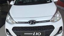 Bán xe Hyundai Grand i10 năm 2018, màu trắng, nhập khẩu