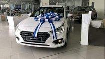 Cần bán Hyundai Accent 1.4MT năm 2019, màu trắng