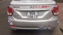 Cần bán Hyundai Grand i10 sản xuất năm 2016, màu bạc, nhập khẩu nguyên chiếc
