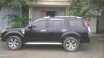 Bán xe Ford Everest đời 2010, màu đen, chính chủ, giá tốt