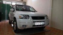 Cần bán Ford Escape XLT sản xuất 2002, màu trắng, nhập khẩu