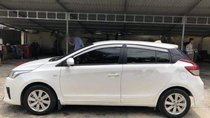 Cần bán xe Toyota Yaris E sản xuất 2014, màu trắng, nhập khẩu