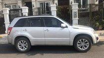 Cần bán xe Suzuki Grand vitara 2.0 AT 2013, màu bạc, xe nhập chính chủ
