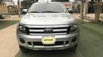 Bán ô tô Ford Ranger XLS 2.2AT năm 2014, màu bạc, xe nhập