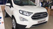 Bán xe Ford EcoSport Titanium 1.5L sản xuất 2018, màu trắng, giá khuyến mại lớn, LH 0807707007