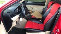 Cần bán xe Vios 1.5E sx 2014, ĐK 2017 số sàn màu đỏ
