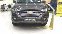 Bán Chevrolet Colorado High Country 2.5L 4x4 AT sản xuất năm 2018, màu đen, nhập khẩu nguyên chiếc, 799tr