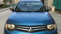 Cần bán xe Mitsubishi Triton GLX 4x2 2012, màu xanh lam, nhập khẩu nguyên chiếc còn mới, giá chỉ 345 triệu