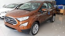 Bán xe Ford EcoSport Titanium 1.5 đời 2019, màu cam, giá chỉ 635 triệu, giao ngay