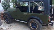 Cần bán gấp Jeep CJ 5 đời 1975, màu xanh lam, xe nhập