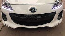 Bán Mazda 3 sản xuất năm 2014, màu trắng, xe đẹp, 1 chủ từ đầu
