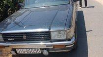 Cần bán lại xe Toyota Crown sản xuất năm 1989, màu xanh lam, nhập khẩu nguyên chiếc