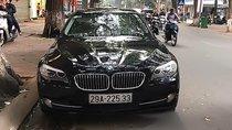 Cần bán BMW 5 Series 523i đời 2011, màu đen, xe đẹp