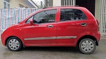 Cần bán xe Chevrolet Spark Van sản xuất 2011, màu đỏ, giá 119tr
