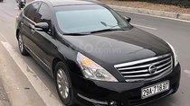 Chính chủ bán Nissan Teana 2.0 sản xuất 2010 màu đen, xe đẹp