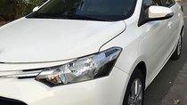 Cần bán gấp Toyota Vios đời 2018, màu trắng chính chủ, 495tr