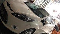 Bán ô tô Ford Fiesta sản xuất năm 2013, màu trắng xe gia đình, giá chỉ 395 triệu