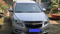 Bán Chevrolet Cruze sản xuất năm 2013, màu bạc xe gia đình, giá 350tr