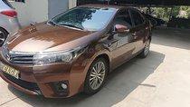 Bán Toyota Corolla altis 1.8G AT đời 2014, màu nâu