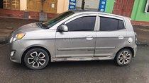 Cần bán lại xe Kia Morning SLX sản xuất năm 2009, màu xám, xe nhập, 246tr