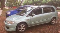 Bán Mazda Premacy 1.8 số tự động, đời 2003, màu xanh, biển HN, tên tư nhân chính chủ