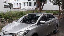 Cần bán Toyota Vios E năm 2017, màu bạc, xe đẹp