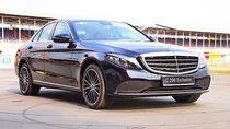 Bán Mercedes-Benz C200 Exclusive với cản trước đầy mạnh mẽ và ấn tượng