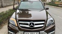 Bán Mercedes GLK250 AMG 4Matic 2.0AT sản xuất 2015, màu nâu