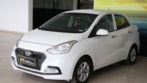Bán xe Hyundai i10 1.2AT năm sản xuất 2018, màu trắng
