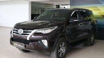 Cần bán Toyota Fortuner G 2.4MT sản xuất năm 2017, màu nâu, nhập khẩu nguyên chiếc giá cạnh tranh