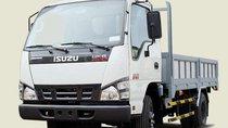 Ưu đãi lớn xe tải Isuzu 1T4 Thùng lửng 465 triệu thùng dài 3m5