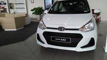 Bán Hyundai I10 Hatchback - Tp. HCM - Có sẵn, giao ngay - Hỗ trợ trả góp tối ưu