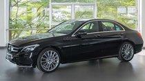Bán xe Mercedes-Benz C300AMG, 2017, màu đen/trắng/xanh/nâu, mới 99%, 38 km, 2% thuế trước bạ