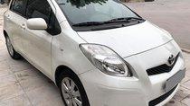 Bán Toyota Yaris 2010 nhập Nhật, màu trắng, tự động rất đẹp