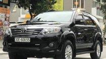 Cần bán xe Toyota Fortuner 2.7V sản xuất 2012, màu đen
