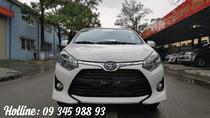 Bán xe Toyota Wigo MT 2019, màu trắng, xe nhập