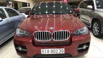 BMW X6 màu đỏ đời 2011