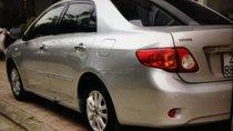 Bán xe Toyota Corolla 1.8AT đời 2009, màu bạc, nhập khẩu nguyên chiếc, giá chỉ 458 triệu